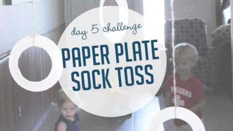 Get Active Inside: Day 5!
