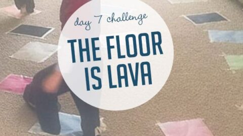 Get Active Inside: Day 7!